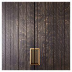 25 Most Popular Modern Door Design Ideas for 2019 - Modernity Decor Wardrobe Door Designs, Wardrobe Design Bedroom, Wardrobe Doors, Closet Doors, Door Design Interior, Main Door Design, Design Interiors, Porte Design, Wardrobe Handles