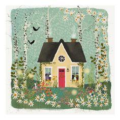 House illustration by Joy Laforme