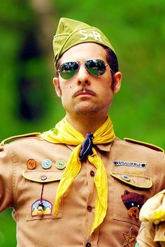 Jason Schwartzman as Cousin Ben (Moonrise Kingdom)