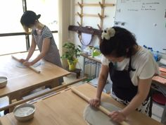 Osaka | Do | Learn to make soba