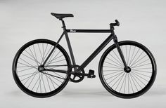 Unique, custom-made fixed gear and single speed bikes from Berlin.