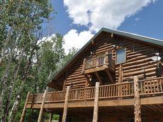 Rustic Mountain Cabin park city utah