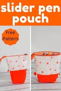 Sewing Basics, Sewing Hacks, Sewing Tutorials, Sewing Crafts, Basic Sewing, Bag Tutorials, Fabric Crafts, Small Sewing Projects, Pouch Pattern