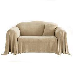 Sure Fit Plush Furniture Throw...target.com