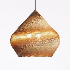 Dome40 lamp by Wishnya Design Studio
