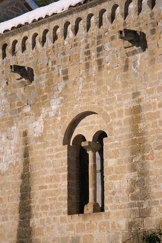 #Chiesa di Santa Maria a Terme (o de Teramo), #Comunanza, #AscoliPiceno, #Marche, #Italy