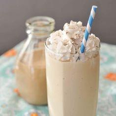 milkshake banane thermomix, faites ce délicieux dessert chez vous à la maison facilement avec votre thermomix et cette recette