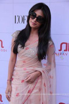 Bollywood actress Chitrangada Singh at Nirav Modi's jewels event at Kamala Mills Compound in Mumbai.