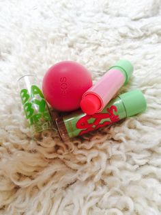 Babylips and Eos