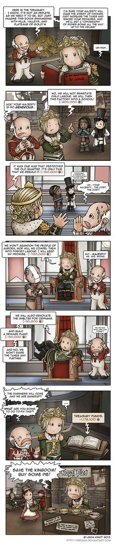 Fable 3: Economic Policy by *Isriana on deviantART