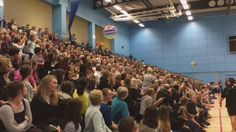 """Surrey Storm on Twitter: """"A big of crazy beach ball bash action! #StormLive https://t.co/VB84aHYFJd"""""""