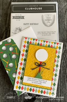 Scrap Paper Cards: 6 Simple Cards You Can Make for the Guys Paper Cards, Diy Cards, Your Cards, Men's Cards, Masculine Birthday Cards, Masculine Cards, Birthday Wishes For Men, Birthday Scrapbook, Card Making Tutorials