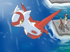 "I got: Latias! Which Legendary Pokemon Are You? ""You are all about having fun and being with your friends"" I am totally latias :)"