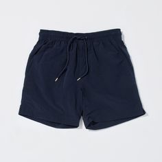 The Swim Short - Navy – Everlane
