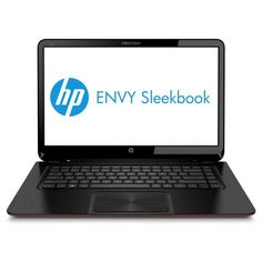 Laptop : HP Envy Sleekbook 6
