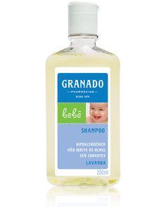 Granado - Bebê - Cabelo - Shampoo