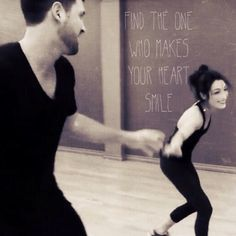 Maks and Meryl. Find the one who makes your heart smile