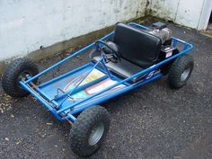 BuggyNut from the far NW Chicagoland area - DIY Go Kart Forum