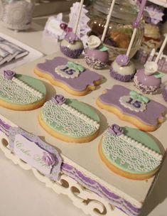 Violeta Glace 's Birthday / Shabby chic - Photo Gallery at Catch My Party Birthday Table, Tea Party Birthday, Cool Birthday Cakes, Birthday Gifts For Teens, Birthday Gifts For Girlfriend, Best Birthday Gifts, Birthday Dinner Recipes, Birthday Dinners, Cumpleaños Shabby Chic