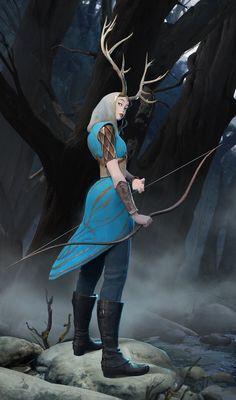 Arwen Undomiel, Fantasy Women, Princess Zelda, Fan Art, Artwork, Fictional Characters, Woman, Work Of Art, Auguste Rodin Artwork