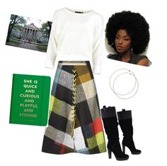 """""""flow"""" by vay-brown on Polyvore featuring Preen, BCBGMAXAZRIA, Kate Spade and Wet Seal"""