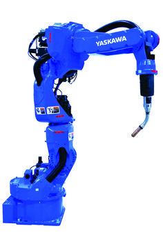 According to @Yaskawa_Motoman  the VA1400 II 7-axis robot provides far greater flexibility in #arcwelding