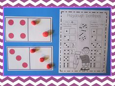 KinderGals: 10 Easy Ways to Teach Subitizing
