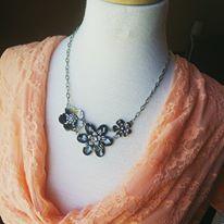 Necklace {Floral}