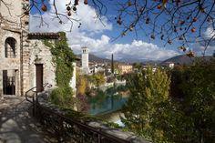 Cividale, città friulana fondata dai Romani e prima capitale dei  Longobardi in Italia, è la porta d'accesso alle Valli del Natisone (foto  Fabrice Gallina).