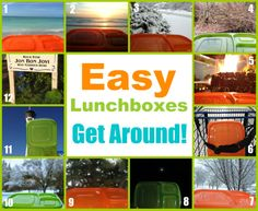 Amazing Bento box lunch ideas and tons of blogs with more ideas!