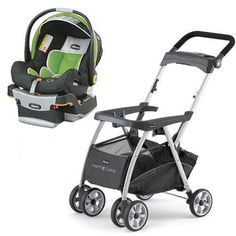 #carseat Chicco KeyFit Caddy Stroller with Midori Cortina Keyfit 30 Infant Car Seat - http://pinfaves.net/baby-products/car-seats/chicco-keyfit-caddy-stroller-with-midori-cortina-keyfit-30-infant-car-seat/