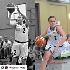 "@wesmen_wbb Good Luck in Play-offs Former Wesmen athlete Stephanie Kleyson!!....Here are some words from a fan to describe Steph-what we already had the pleasure of knowing for 5 years!!. ""Let me tell you something about Stephanie Kleysen.  Two memorable moments from today's home win against Munich that clinched a playoff spot.  I won't tell you about her 20 points or 13 rebounds or 5 assists or 4 steals. Many players have good stats.  I want to tell you about the things you don't see in the…"