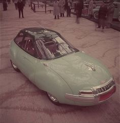 Citroën Concept Car, 1960