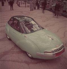 CLASSIC OLDE CARS - 1960 CITROEN  CONCEPT