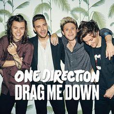 New Single by @1dofficial  #DragMeDown!!!!  ♡♡♡♡