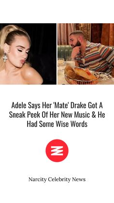 Click here👆👆👆 for the full article! New Music, Drake, Wise Words, Canada Travel, Public Transport, Sayings, Adele, Celebrity News, Travel Destinations