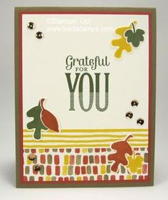 Merry Everything Bundle and Fall Fest - Barbstamps!! Barb Mullikin Stampin' Up! Demonstrator