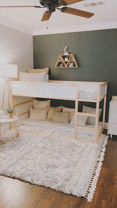 Big Boy Bedrooms, Baby Boy Rooms, Kids Bedroom, Lego Bedroom, Girl Rooms, Green Boys Room, Toddler Rooms, Toddler Boy Beds, Toddler Boy Room Ideas