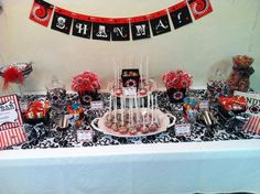 Vegas Birthday Party