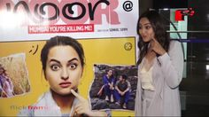 Trailer Launch of Film Noor with Sonakshi Sinha