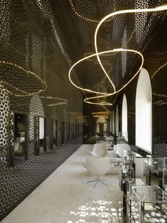 Modern lights and party nights!
