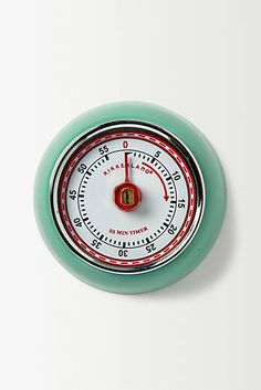 Magnetische Zeituhr, Grün
