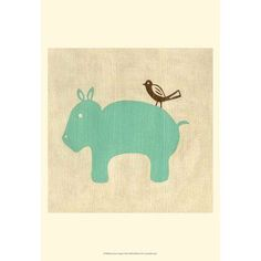 18abb14f3 Art Art Com Best Friends Hippo Framed Art Print Multicolor - Best Friends  Are Awesome This