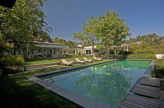 Ryan Seacrest's lap pool