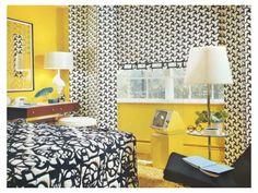 1970s Bedroom.