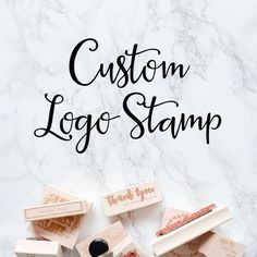 Custom Stamp for Your Small Business Etsy Shop by HelloWorldStamps