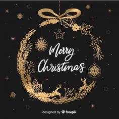 Christmas Images, Christmas Design, Christmas And New Year, Christmas Time, Christmas Wreaths, Christmas Crafts, Dark Christmas, Vintage Christmas, Holiday