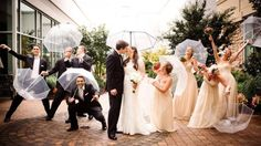 What a cool wedding photo! Hahaha looks very enjoyable! Do you have a wedding photographer booked?