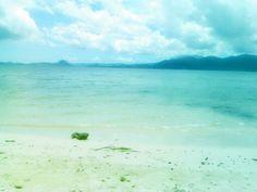 pemandangan pantai