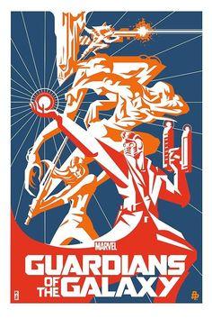 Guardians of the Galaxy - #guardiansofthegalaxy #marvelcinematicuniverse #kurttasche